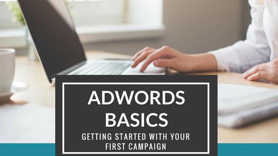 AdWords Basics blog