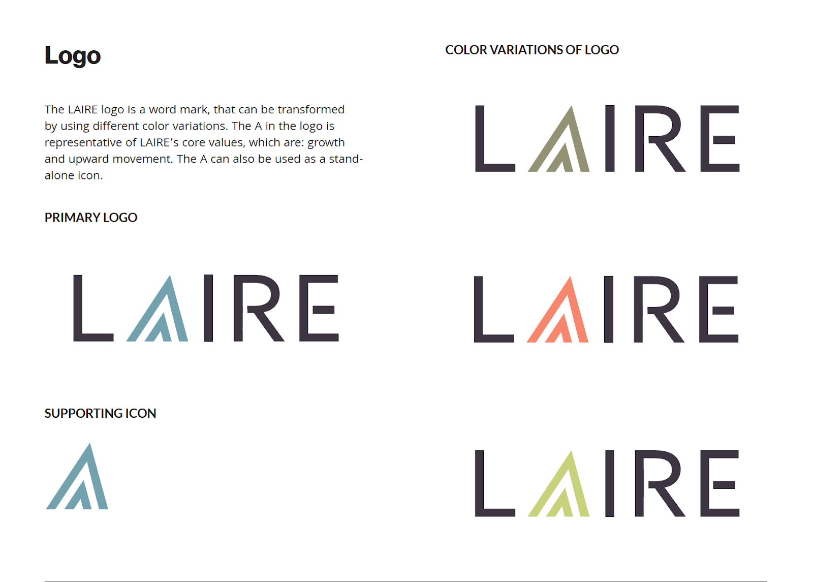 Brand Guide logo use