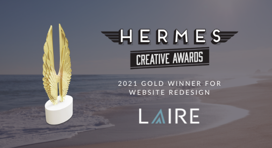 LAIRE - Hermes Creative Award Email-2