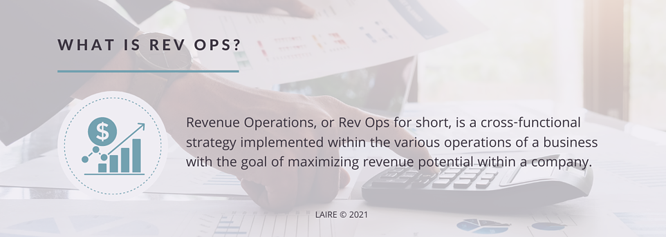 LAIRE - Rev Ops Graphic