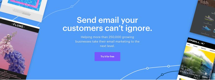 Storytelling Marketing on a Website