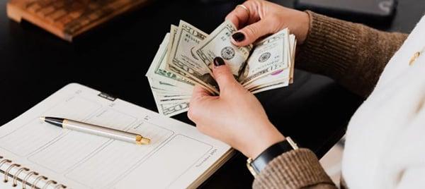 Write off marketing expenses