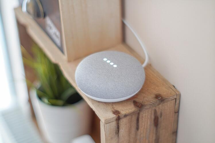 virtual assistant - Google Home - what is content marketing