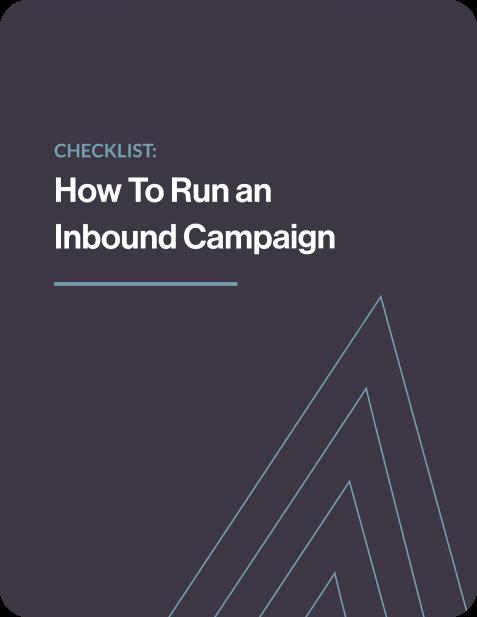 Inbound Checklist-Ipad